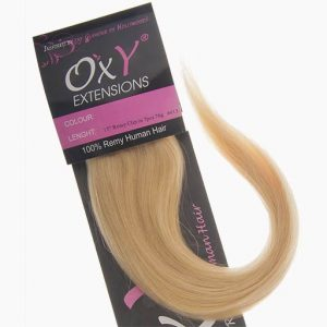 Extension à Clip 38cm 70g 613 Extra Clair Blond-0