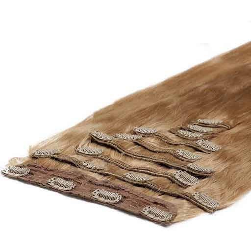Extension à Clip Deluxe 50cm 200g Blond Foncé 27-0
