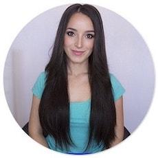 Extensions Cheveux à Clips 50 cm 220 g