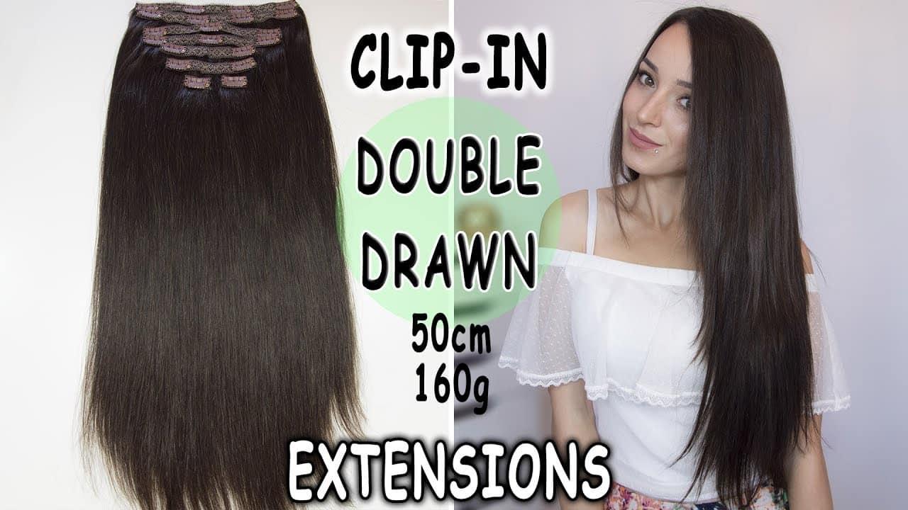 Extension à Clip 50cm 160g – Premium