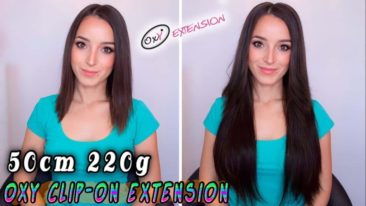 Extension à Clip 50cm 220g Premium