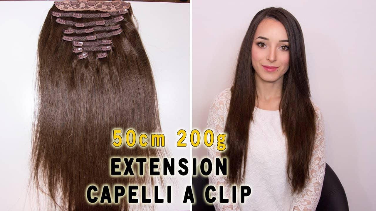 Extension à Clip Deluxe 50cm 200g